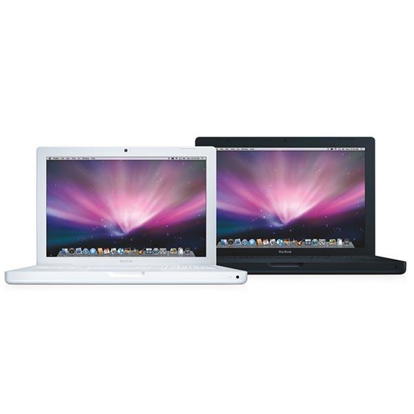 MacBook Black/White