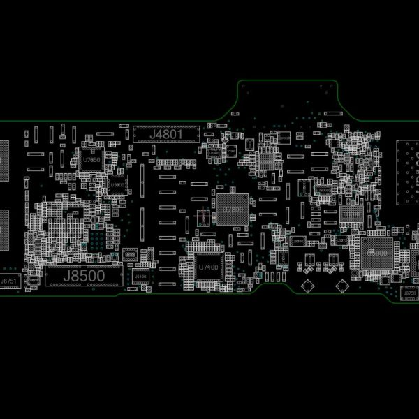MacBook Pro Retina 12 Early 2016 A1534 820-00244 Schematics and Boardview