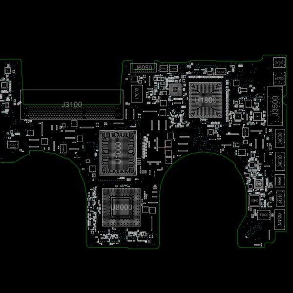 MacBook Pro Unibody 15 Mid 2010 A1286 820-2850 Schematics and Boardview