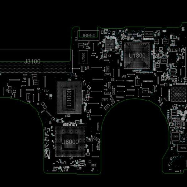 MacBook Pro Unibody 15 Mid 2012 A1286 820-3330 Schematics and Boardview