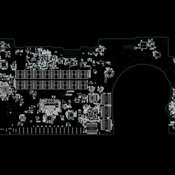 MacBook Pro Retina 15 Early 2013 A1398 820-3332 Schematics and Boardview