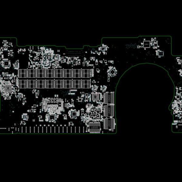 MacBook Pro Retina 15 Mid 2012 A1398 820-3332 Schematics and Boardview