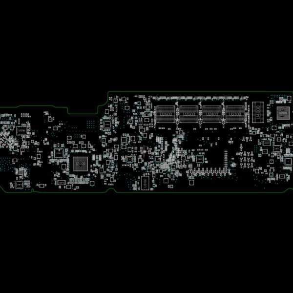 MacBook Air 11 Mid 2013/Early 2014 A1465 820-3435 Schematics and Boardview
