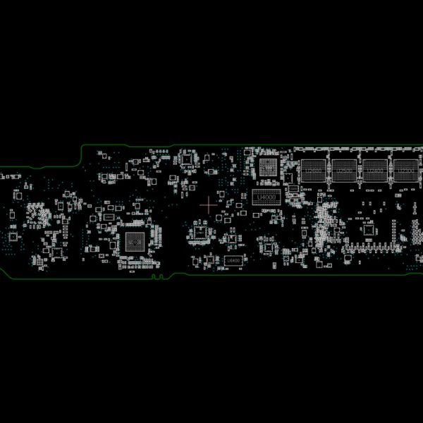 MacBook Air 13 Mid 2013/Early 2014 A1466 820-3437 Schematics and Boardview