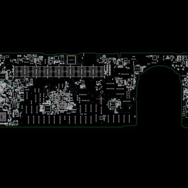 MacBook Pro Retina 13 Late 2012 A1425 820-3462 Schematics and Boardview