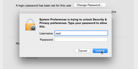 macOS forgot admin password and lost administrator access